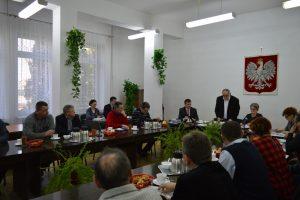XII Sesja Rady Gminy